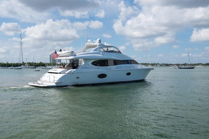 2007 LAZZARA Open Bridge Hard Top Motor Yacht 2374866