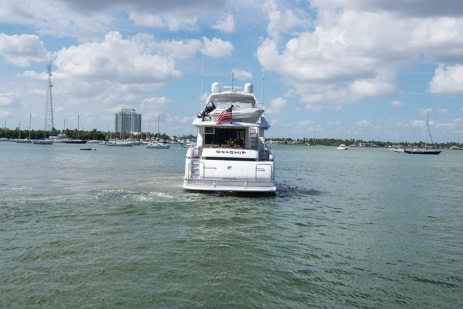 2007 LAZZARA Open Bridge Hard Top Motor Yacht 2374867
