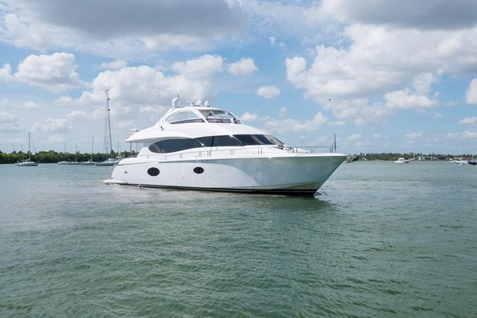 2007 LAZZARA Open Bridge Hard Top Motor Yacht 2374874