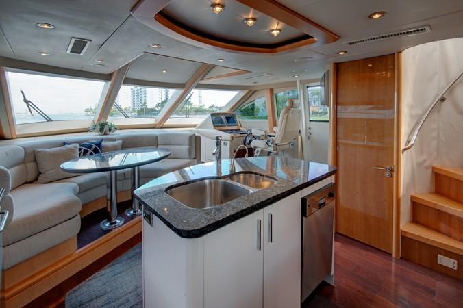 2007 LAZZARA Open Bridge Hard Top Motor Yacht 2374880