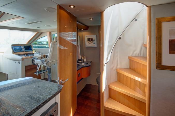 2007 LAZZARA Open Bridge Hard Top Motor Yacht 2374885