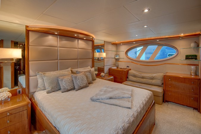 2007 LAZZARA Open Bridge Hard Top Motor Yacht 2374888