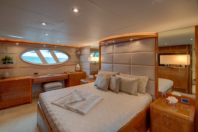 2007 LAZZARA Open Bridge Hard Top Motor Yacht 2374889