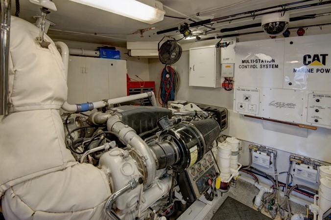 2007 LAZZARA Open Bridge Hard Top Motor Yacht 2374907