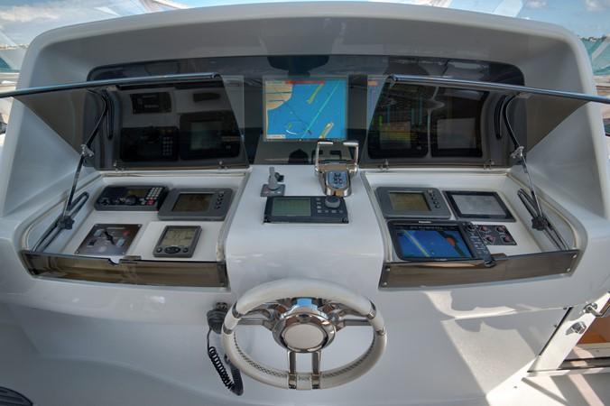 2007 LAZZARA Open Bridge Hard Top Motor Yacht 2374917
