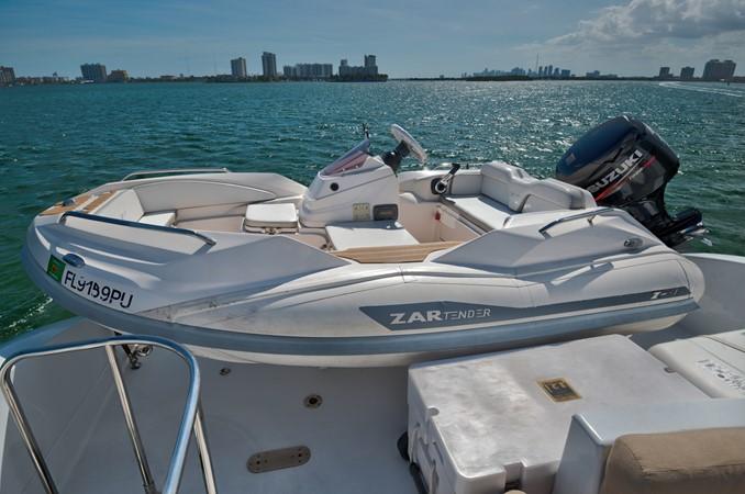 2007 LAZZARA Open Bridge Hard Top Motor Yacht 2374920