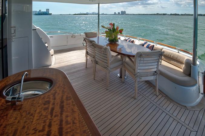 2007 LAZZARA Open Bridge Hard Top Motor Yacht 2374924