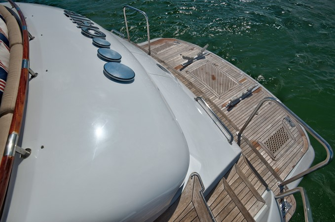2007 LAZZARA Open Bridge Hard Top Motor Yacht 2374925