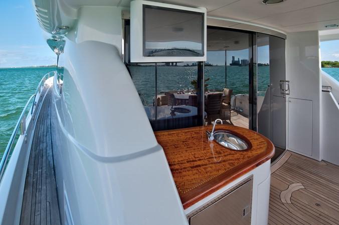 2007 LAZZARA Open Bridge Hard Top Motor Yacht 2374926