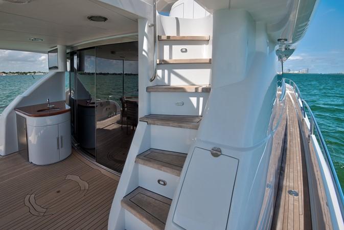 2007 LAZZARA Open Bridge Hard Top Motor Yacht 2374927