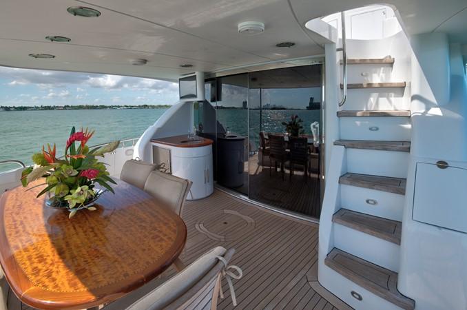 2007 LAZZARA Open Bridge Hard Top Motor Yacht 2374928