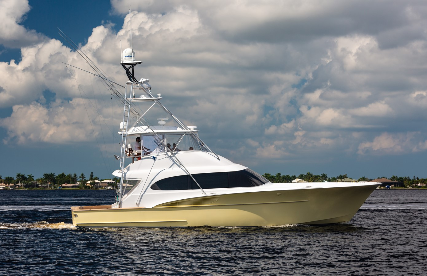 Profile 2010 CUSTOM CAROLINA Convertible Sport-Fisherman Sport Fisherman 2362850
