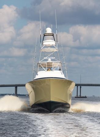 Bow 2010 CUSTOM CAROLINA Convertible Sport-Fisherman Sport Fisherman 2362855