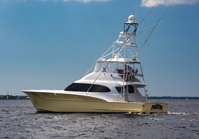 Profile 2010 CUSTOM CAROLINA Convertible Sport-Fisherman Sport Fisherman 2362857