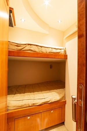 Guest Cabin 4 2010 CUSTOM CAROLINA Convertible Sport-Fisherman Sport Fisherman 2362867