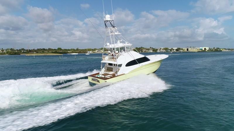 2010 CUSTOM CAROLINA Convertible Sport-Fisherman Sport Fisherman 2490886