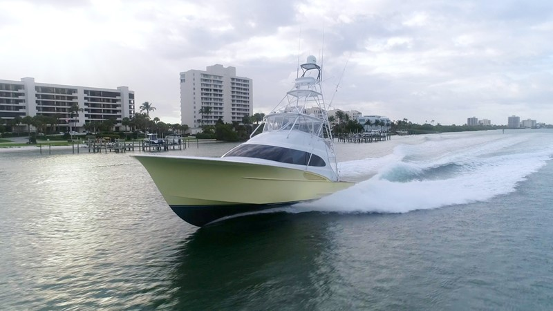 2010 CUSTOM CAROLINA Convertible Sport-Fisherman Sport Fisherman 2490888