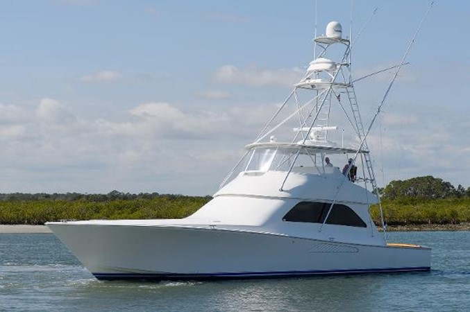 Profile 2008 VIKING Convertible Sport Fisherman 2362154