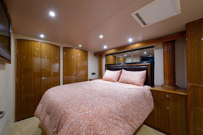 Master Stateroom 2008 VIKING Convertible Sport Fisherman 2362170
