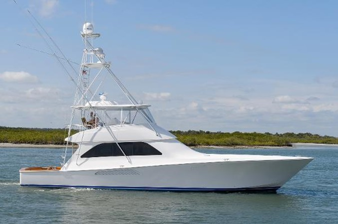 Profile 2008 VIKING Convertible Sport Fisherman 2362192