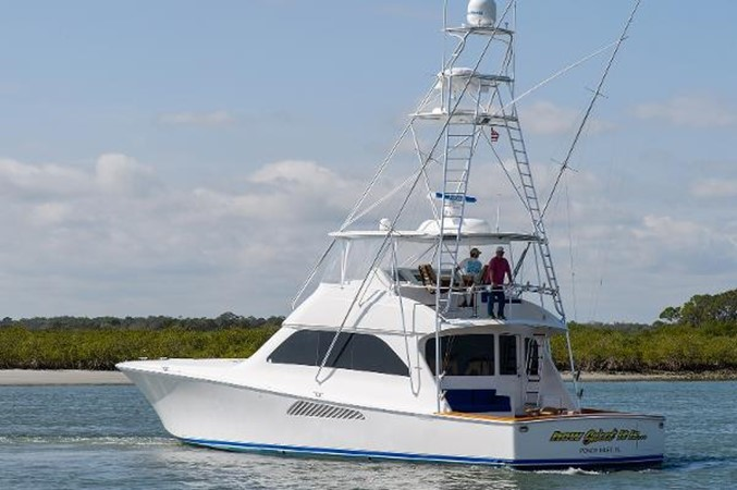Profile 2008 VIKING Convertible Sport Fisherman 2362193