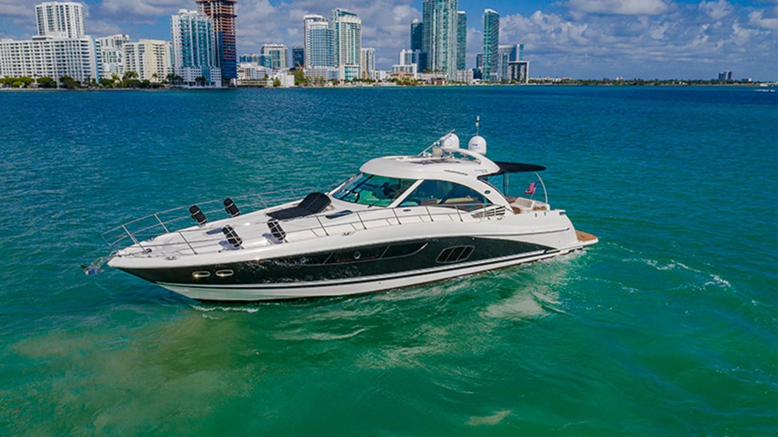 Port Profile 2013 SEA RAY 610 Sundancer Cruiser 2485755