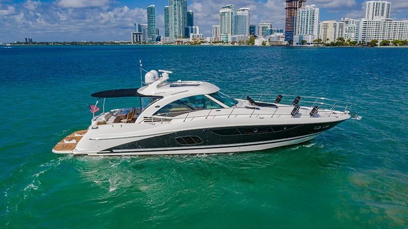 MAXX KNOBS 61' Sea Ray 2013 2013 SEA RAY 610 Sundancer Cruiser 2485727