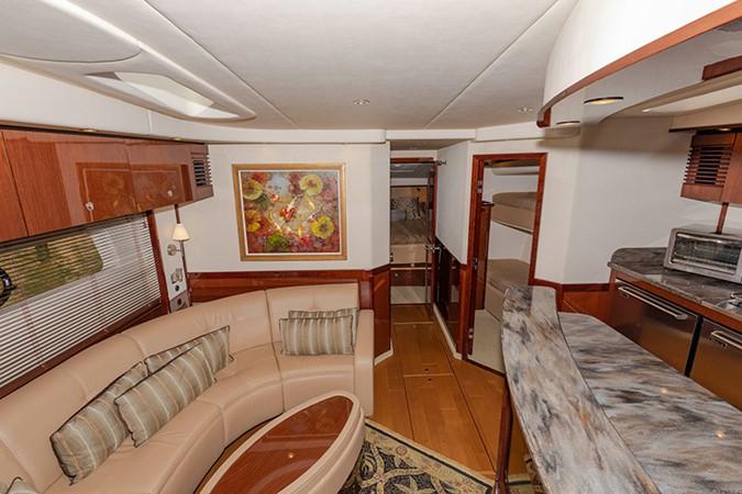 Lower Salon 2013 SEA RAY 610 Sundancer Cruiser 2485737