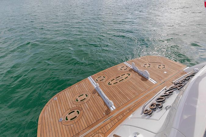 Swim Platform 2013 SEA RAY 610 Sundancer Cruiser 2485749
