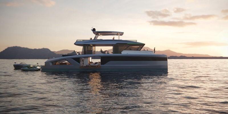 2020 LOA YACHT DESIGN  Catamaran 2367562
