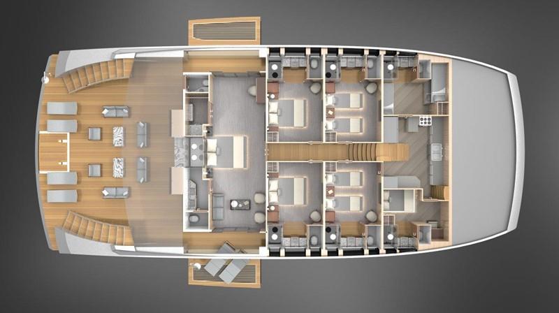 2020 LOA YACHT DESIGN  Catamaran 2367568