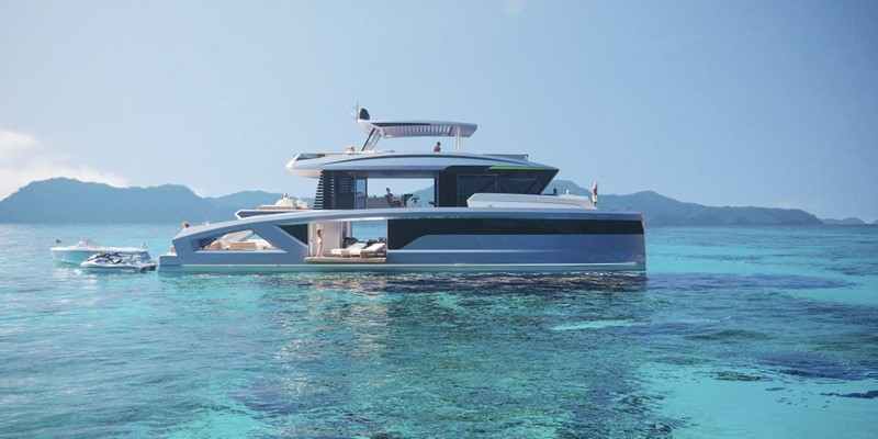 2020 LOA YACHT DESIGN  Catamaran 2367576