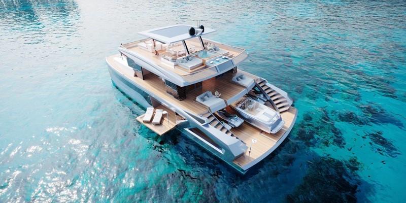 2020 LOA YACHT DESIGN  Catamaran 2367577