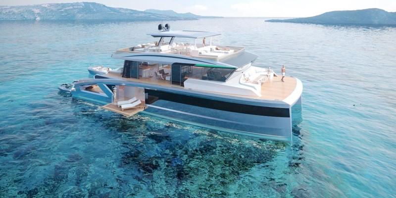 2020 LOA YACHT DESIGN  Catamaran 2367579