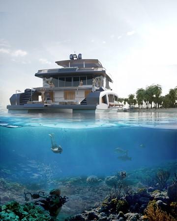 2020 LOA YACHT DESIGN  Catamaran 2376281