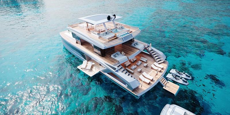 2020 LOA YACHT DESIGN  Catamaran 2376282