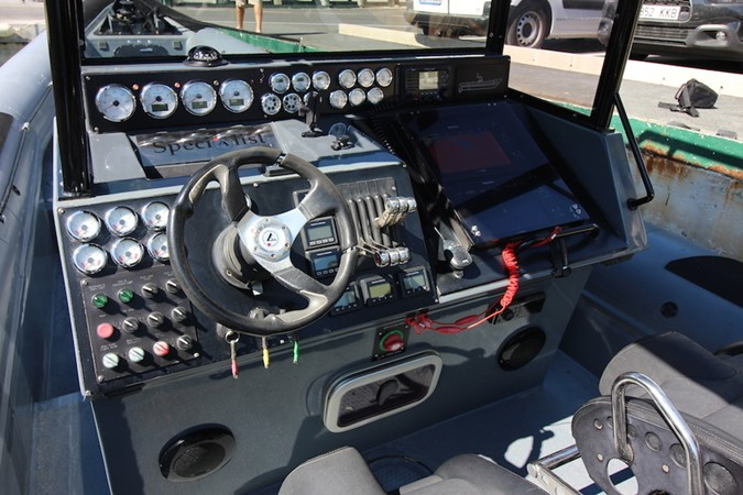2009 A 1 Madera Ribs 1250 Runabout 2366822