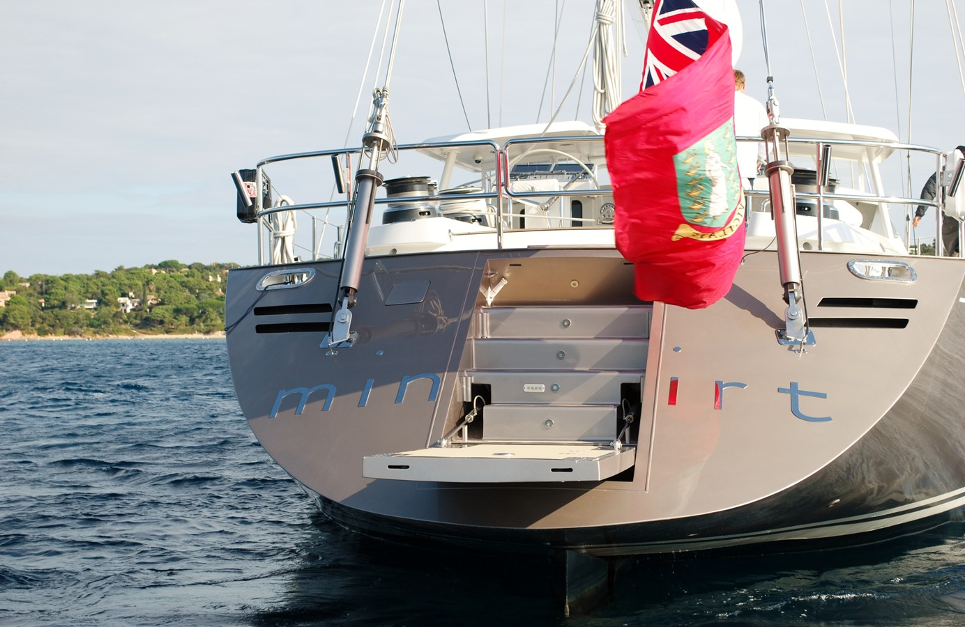 Transom Open 1991 WINDSHIP YACHTS  Sloop 2386309
