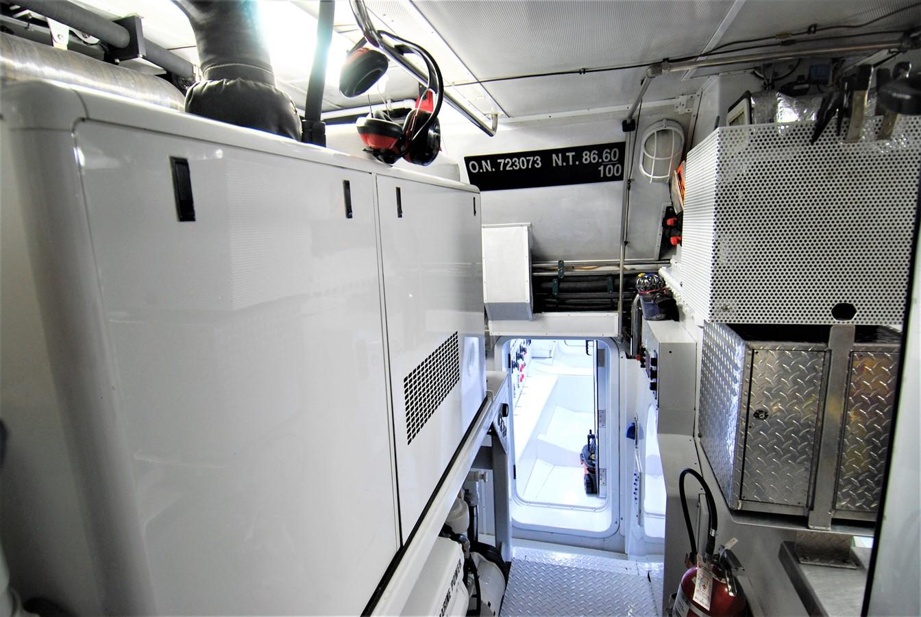 Engine Room 1991 WINDSHIP YACHTS  Sloop 2386311