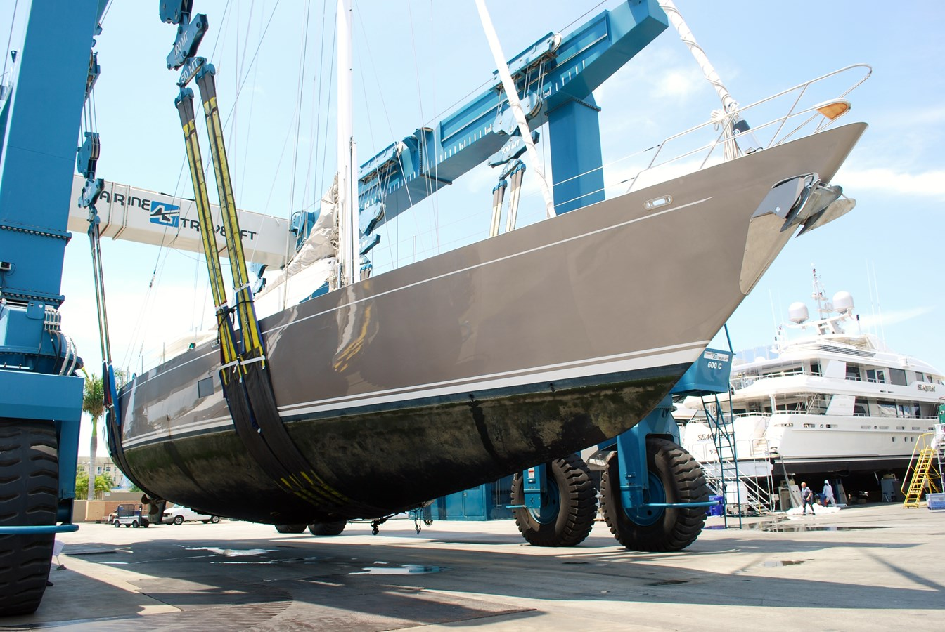 MINISKIRT - out of the water (1) 1991 WINDSHIP YACHTS  Sloop 2650946