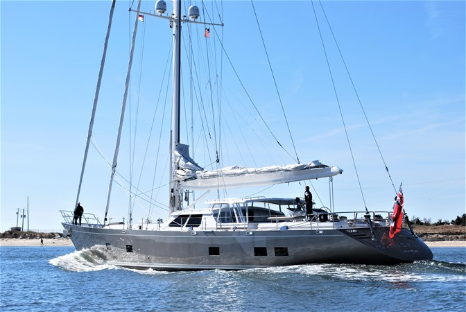 Exterior Sails Down 1991 WINDSHIP YACHTS  Sloop 2386293