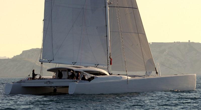 2009 CUSTOM BUILT Velum 72 - Fast Cruising Catamaran Catamaran 2463093