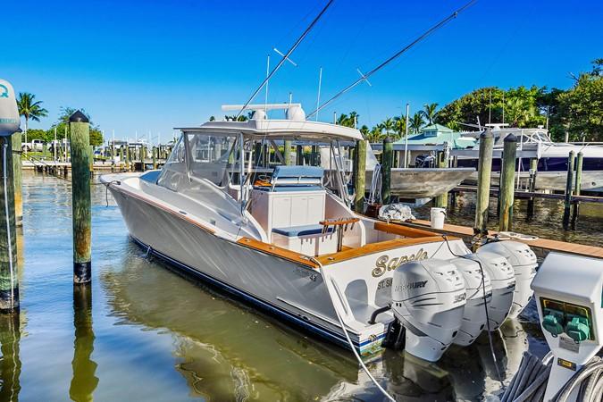 2017 JIM SMITH  Sport Fisherman 2367622