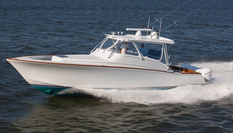 2017 JIM SMITH  Sport Fisherman 2367627