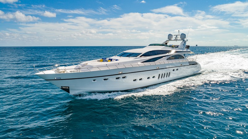 2007 LEOPARD  Motor Yacht 2407883