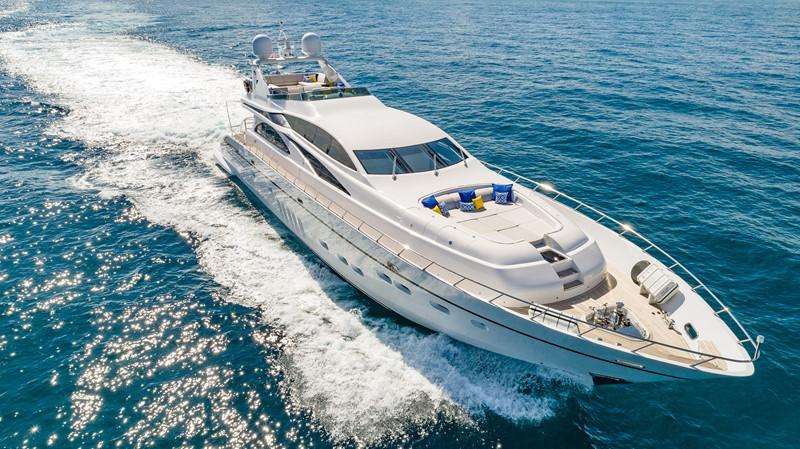 2007 LEOPARD  Motor Yacht 2407904