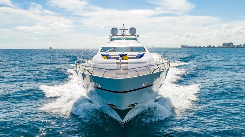 2007 LEOPARD  Motor Yacht 2407905