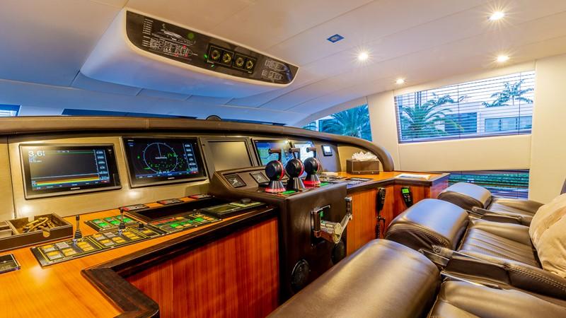 2007 LEOPARD  Motor Yacht 2407910