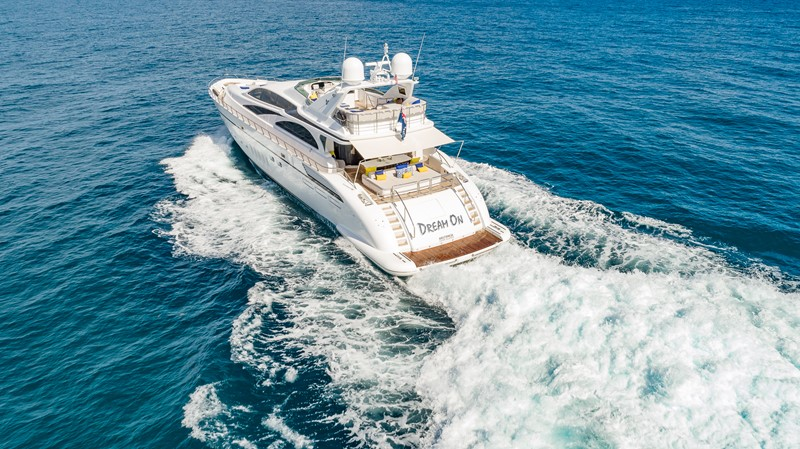 2007 LEOPARD  Motor Yacht 2408114