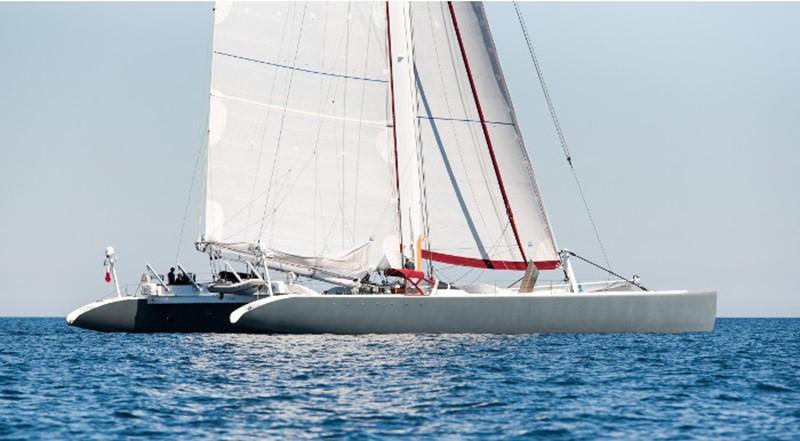 2000 MULTIPLAST Fast Cruising Conversion Maxi Catamaran Catamaran 2463049